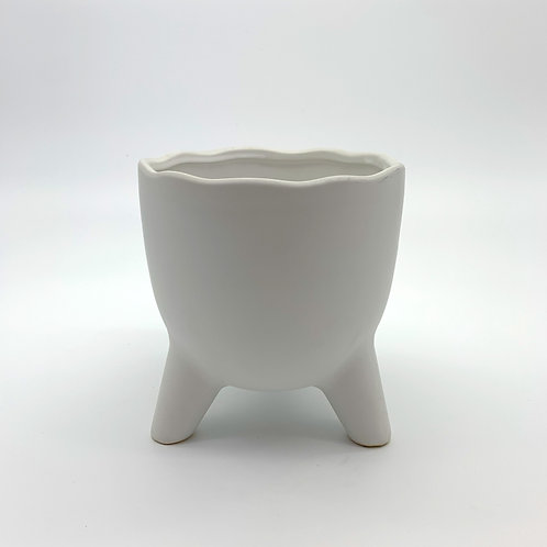 Basin Pots with Legs