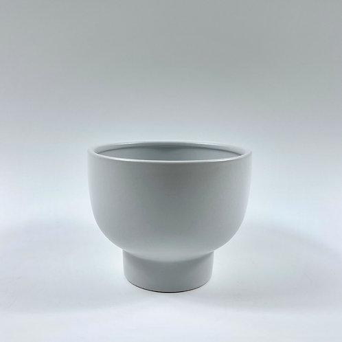 Miso Ceramic Pot Smoke Grey (HXZ232S/L)