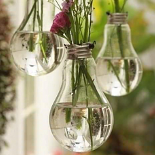 Light Bulb with Rope (HWB1017,HWB1222)