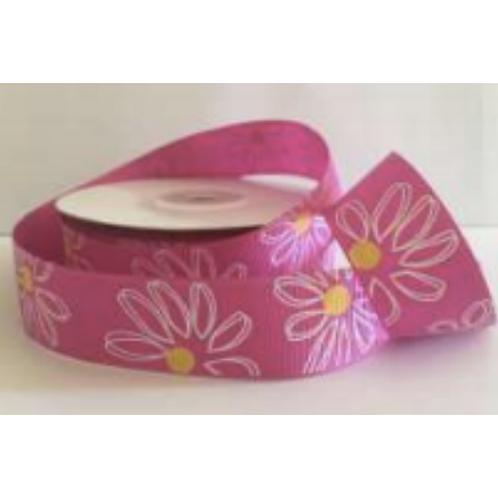 Cotton Jasmine on Pink (JOP)