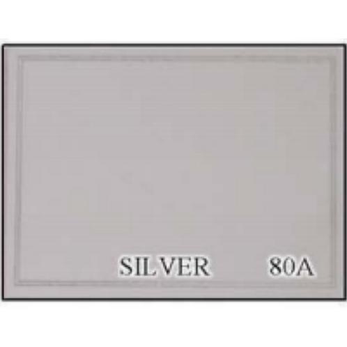 Silver Border