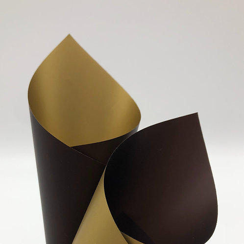 Brown/Gold Premier Duo Pearl Sheets (PSH)