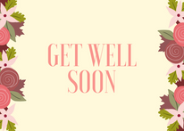 Floral Get Well Soon