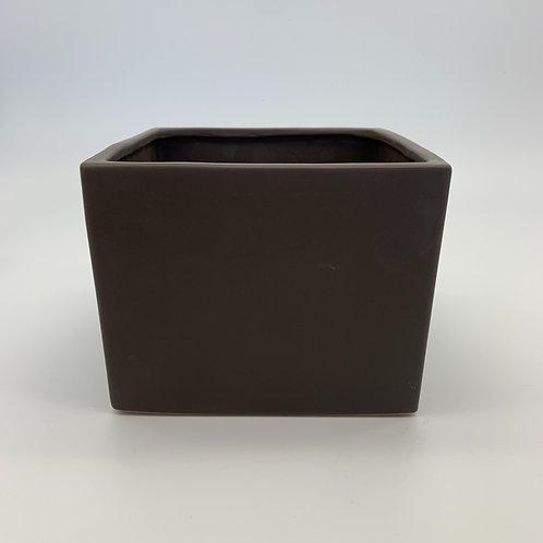 Chocolate Square Pot