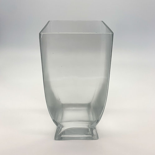 Square Tapered Vase (B12/25)