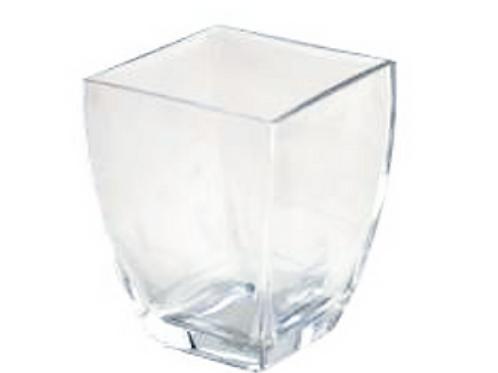 Tapered Square Vase
