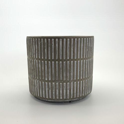 Cement Mesh Pot (HXZ68)