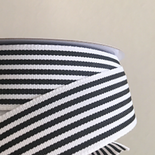 Grosgrain with Stripes (WRGST25)