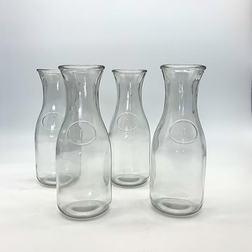 Bottle Vase Pack of 4 (W6/17)