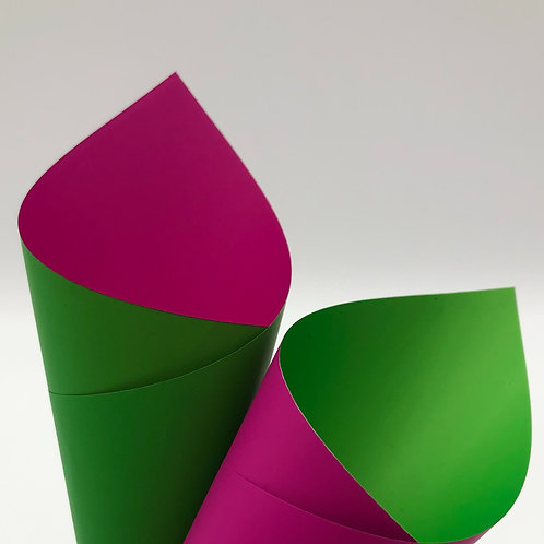 Hot Pink/Lime Premier Duo Pearl Sheets (PSH)