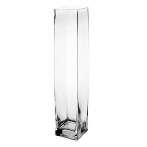 Skinny Square Vase