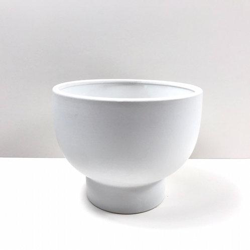 Miso Ceramic Pot White (HXZ232S/L)