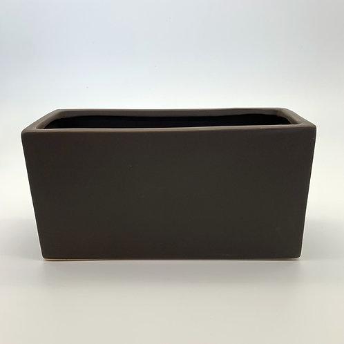 Chocolate Rectangle Pot