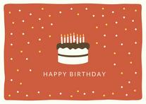 Happy Birthday Orange