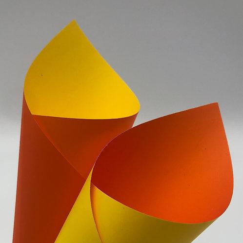 Yellow/Orange Premier Duo Pearl Sheets (PSH)