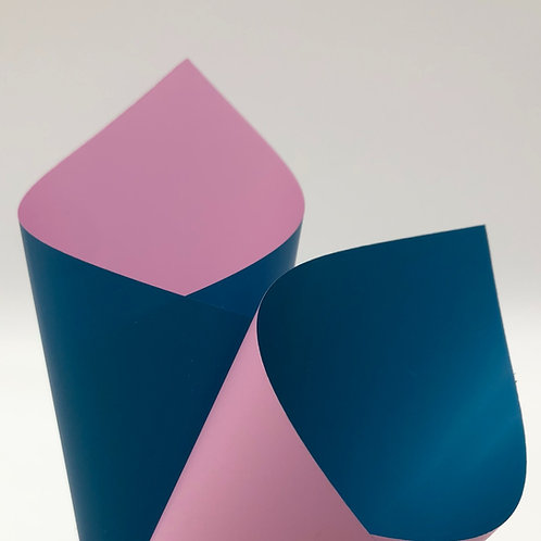 Light Pink/Turquoise Premier Duo Pearl Sheets (PSH)