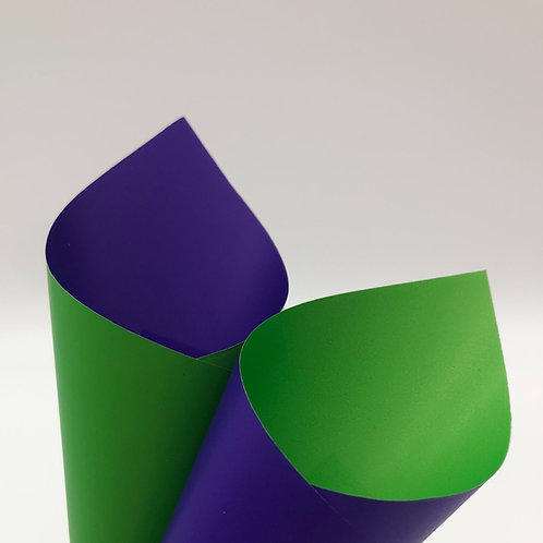Lime/Violet Premier Duo Pearl Sheets (PSH)