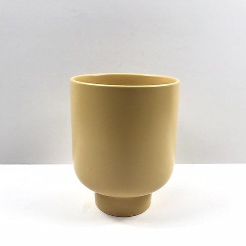 Angel Ceramic Pot Mustard (HXZ236XL,HXZ236L,HXZ236S)