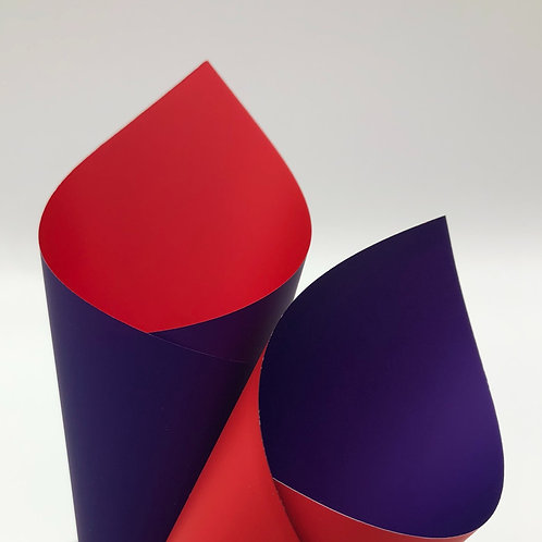Red/Violet Premier Duo Pearl Sheets (PSH)
