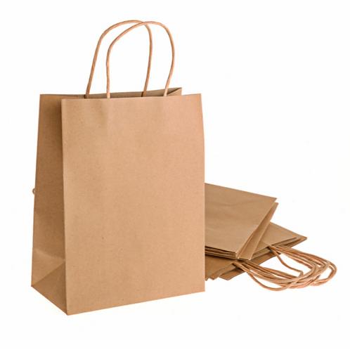 Paper Bag Natural (GBBM/L)
