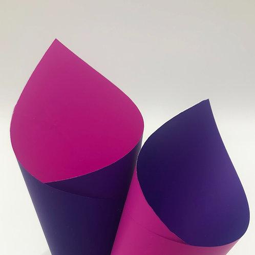 Hot Pink/Violet Premier Duo Pearl Sheets (PSH)
