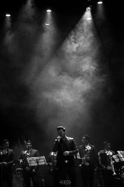 Daniel Paez - live