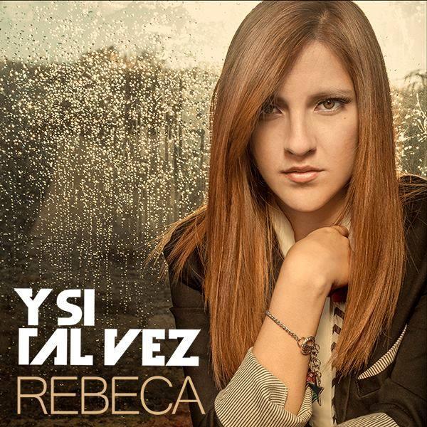 Portada Album Rebeca