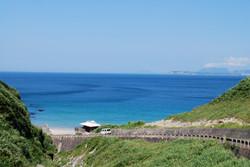 神津島 返浜