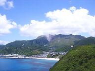 Kozu-shima island