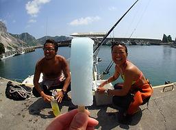 神津島 ダイビングショップ 南国