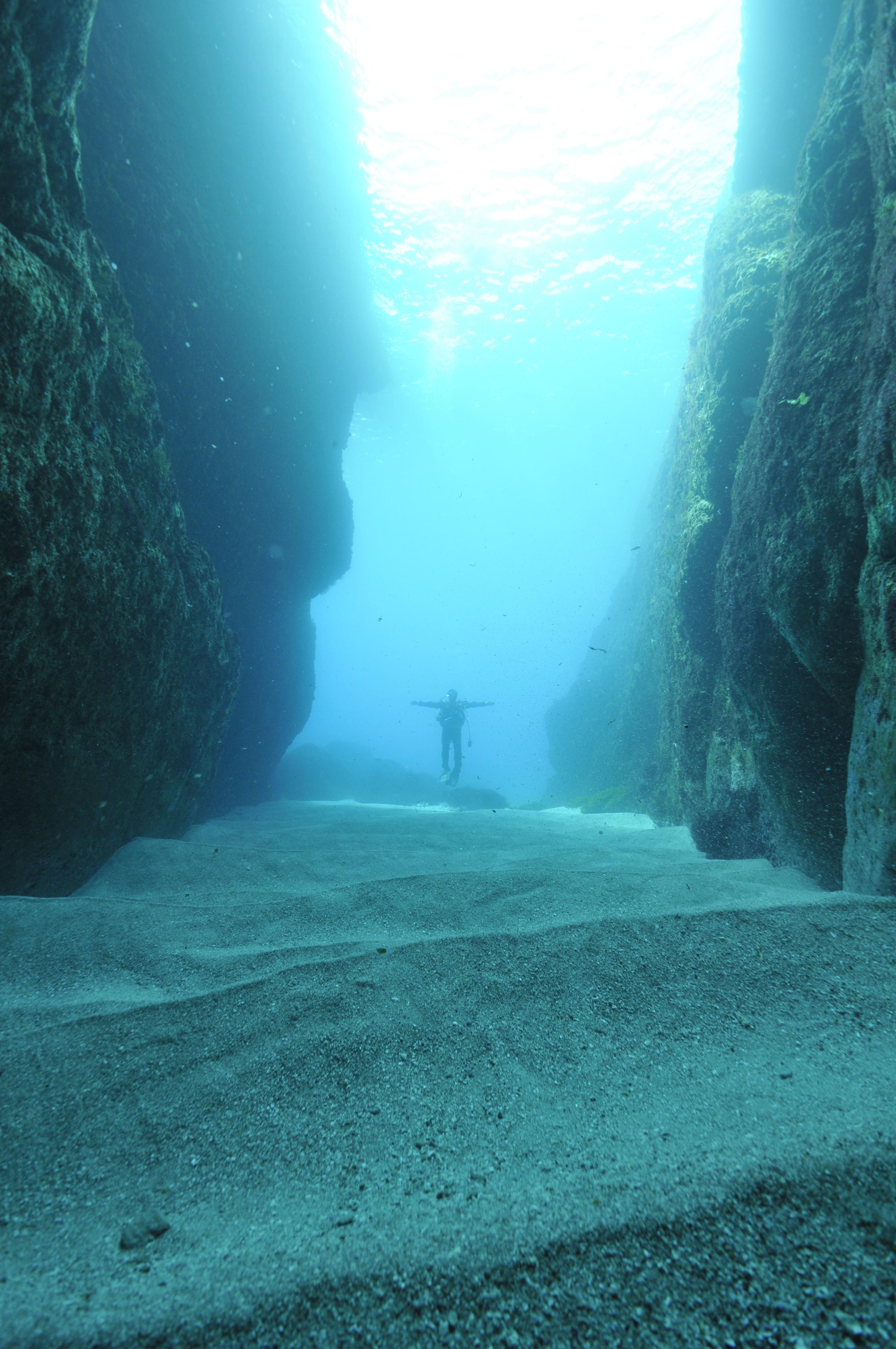 神津島 ブーブー穴