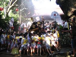 神津島 祭り