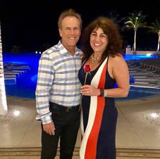 Drs. Becky Keshmiri & Larry Silverstein