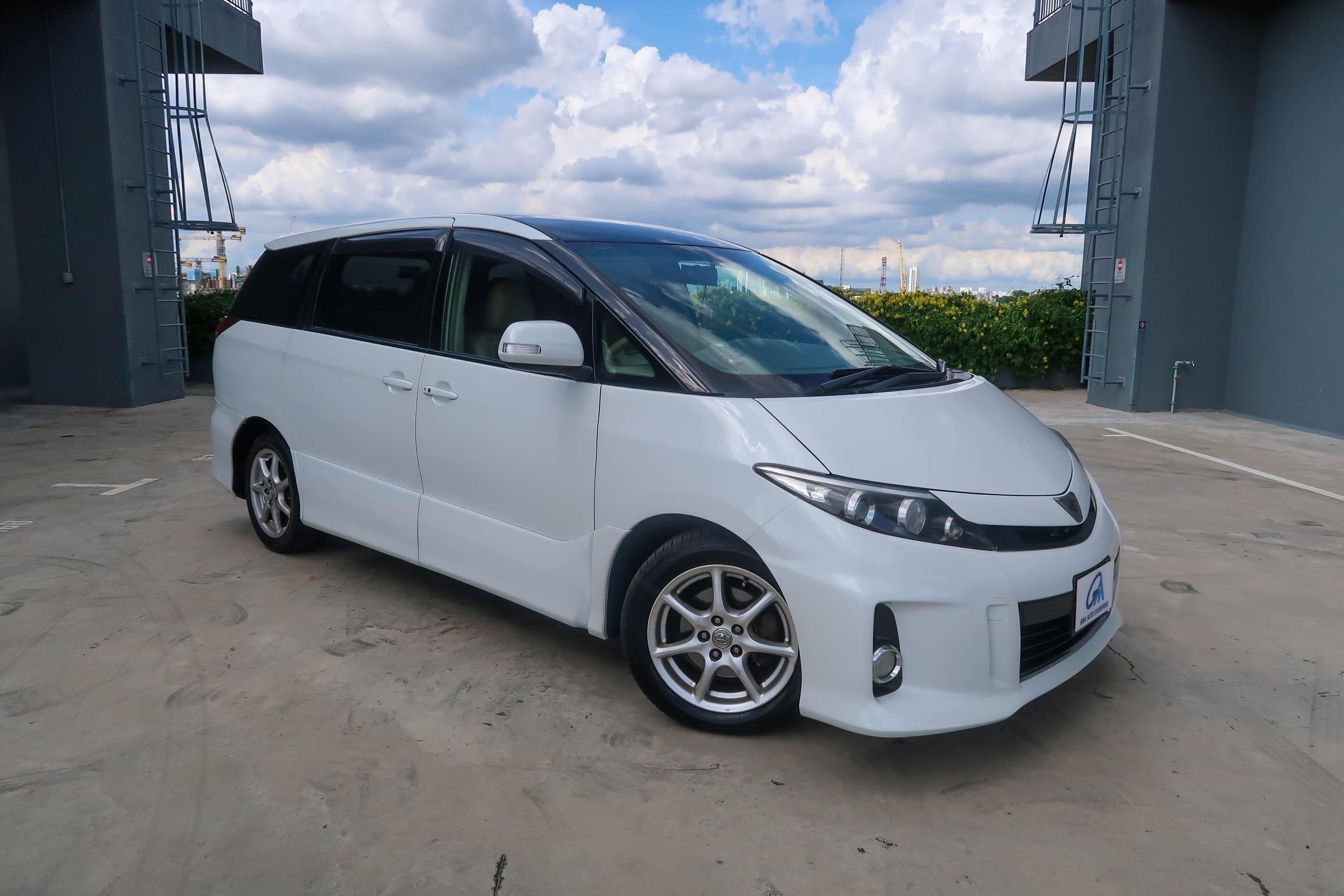 Toyota Estima (PH Ready)