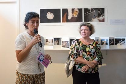 Vernissage de l'exposition de septembre 2019