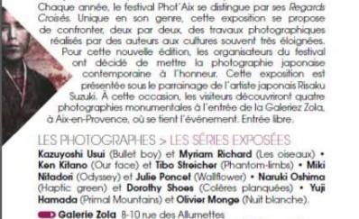 Agenda culturel de la ville d'Aix-en-Provence - Novembre 2015