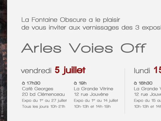 Arles - Voies off 2019