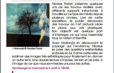 Agenda culturel de la ville d'Aix-en-Provence - Avril 2016