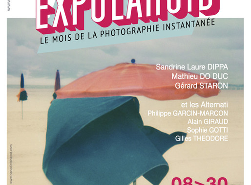 Vernissage EXPOLAROID - Mercredi 9 septembre 18h30