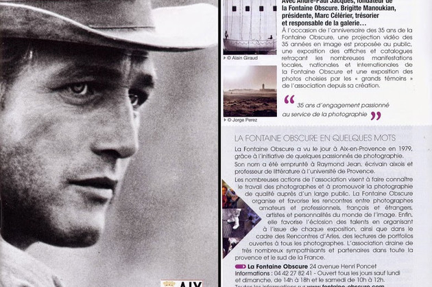 Agenda culturel de la ville d'Aix-en-Provence - Décembre 2014