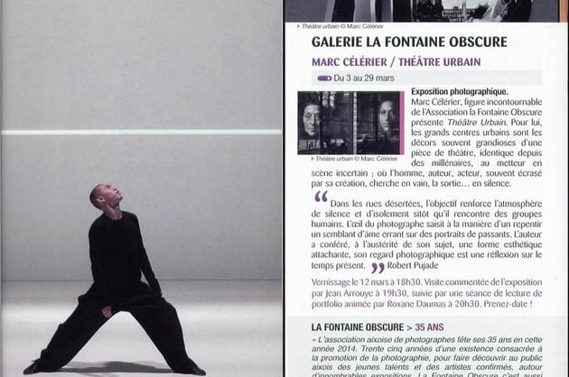 Agenda culturel de la ville d'Aix-en-Provence - Mars 2014