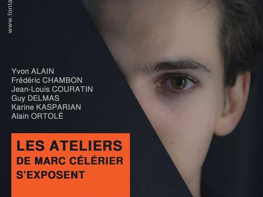 """Vernissage - """"Les Ateliers de Marc Célérier s'exposent"""""""