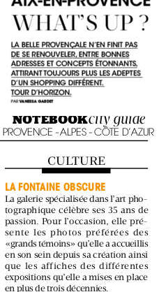 Madame Figaro - Décembre 2014