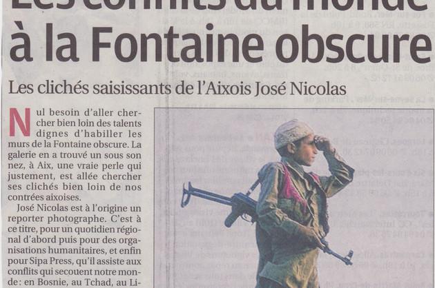 La Provence - 7 février 2014