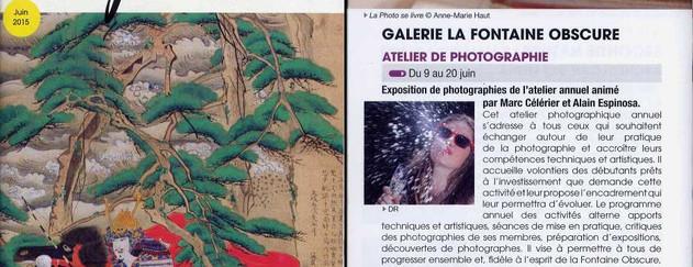 Agenda culturel de la ville d'Aix-en-Provence - Juin 2015