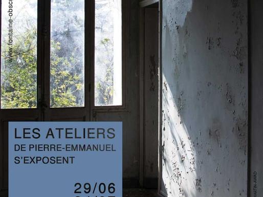 """Vernissage - """"Les Ateliers de Pierre-Emmanuel Daumas s'exposent"""""""
