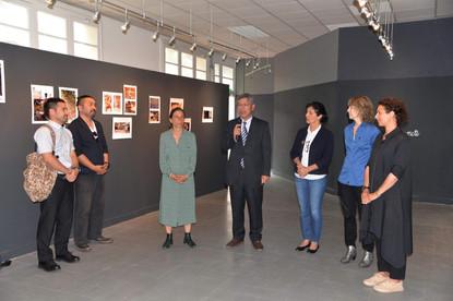 Vernissage de l'exposition de mai 2019