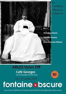 Affiche_Arles_2019-Café_Georges-Voies_Of