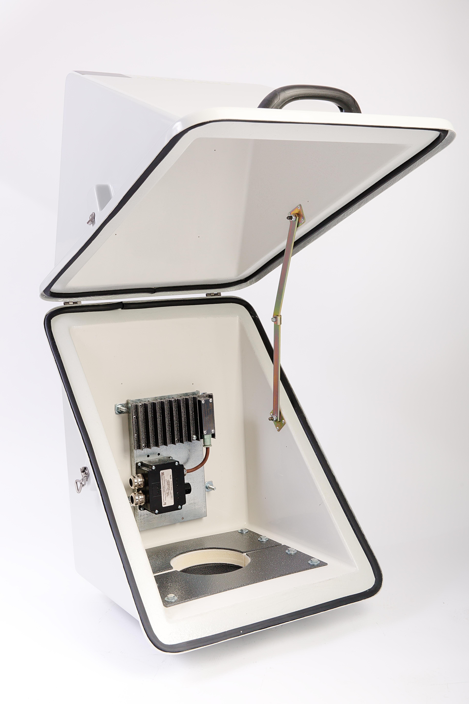 Шкаф утепленный стеклопластиковый дл