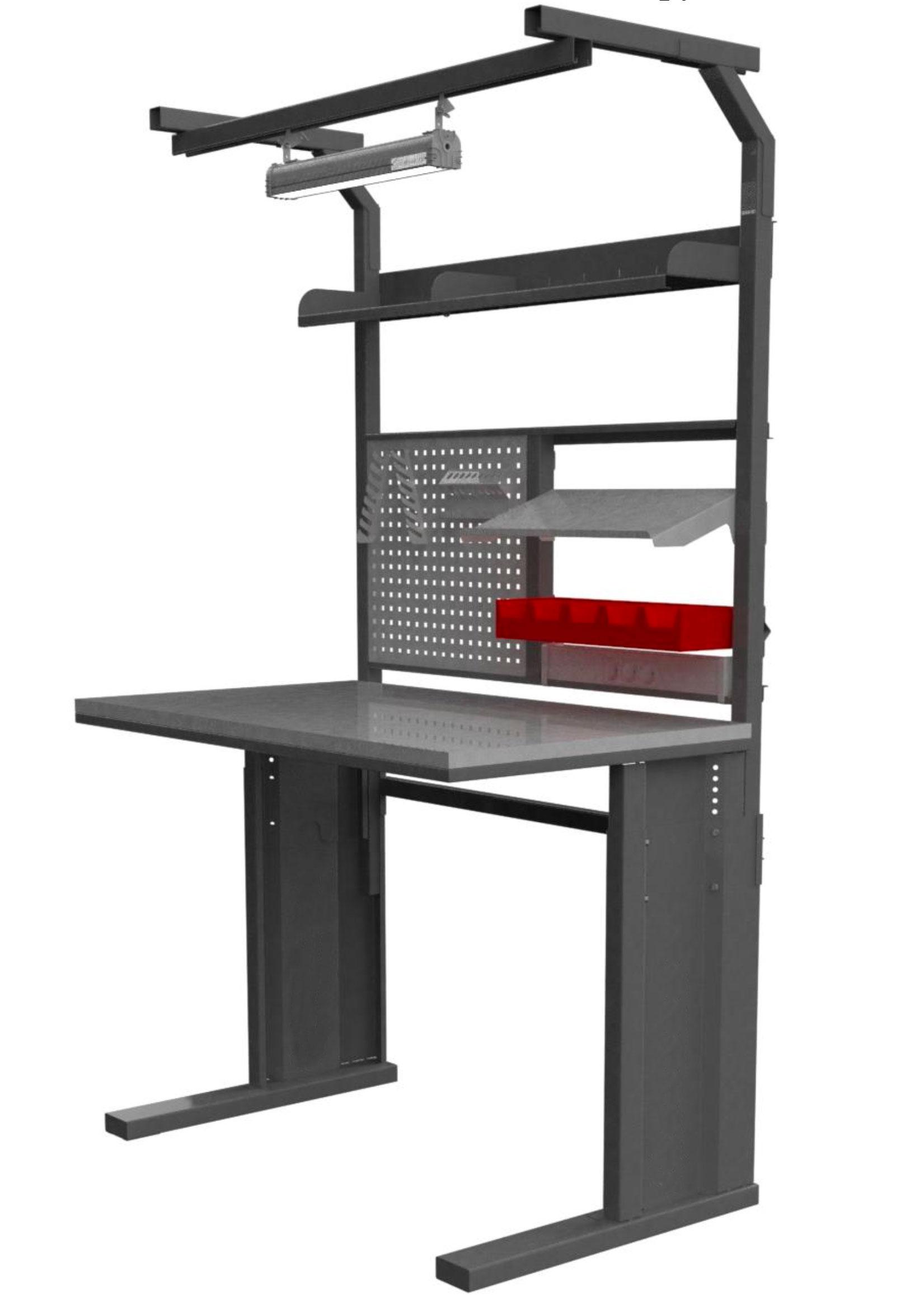 стол монтажный, верстак для пайки,